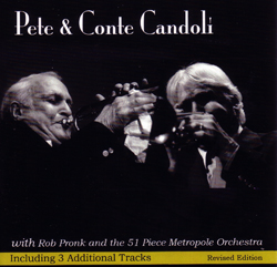 "Featured recording ""Pete and Conte Candoli"""